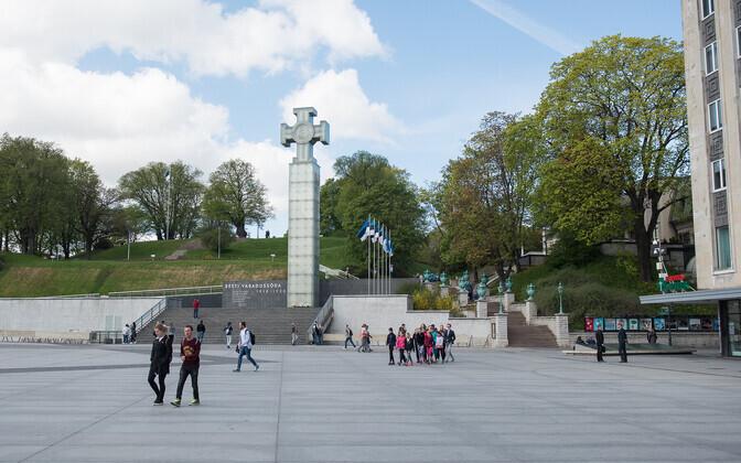 10. juunil täitub Vabaduse väljak Soome auks pidulistega