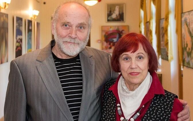 Valeriy Sakov ja Kersti Karu