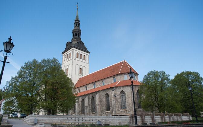 Niguliste kirik.