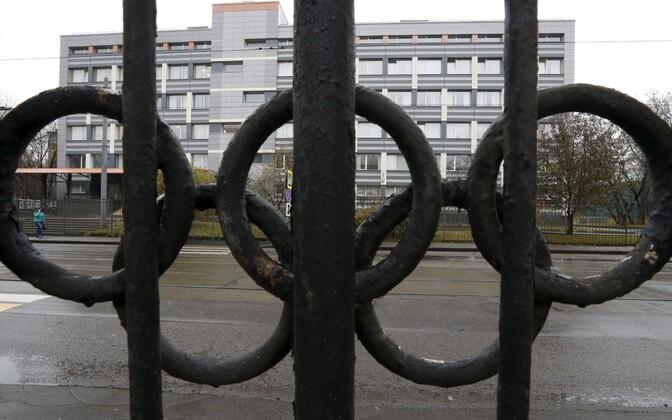 Akrediteeringust ilma jäetud Moskva dopingulabor