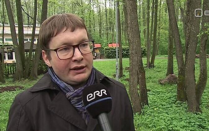 Politoloog Tõnis Saarts.