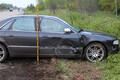 Liiklusõnnetus Kiltsi lennuväljal.