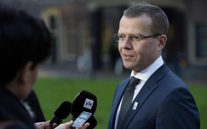 Soome siseminister Petteri Orpo