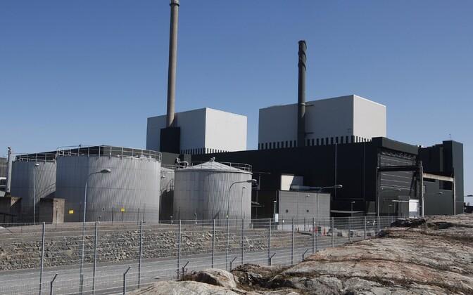 Oskarshamni tuumaelektrijaam.
