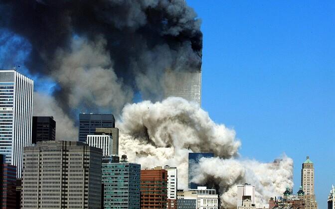 11. septembri terrorirünnak New Yorgis.