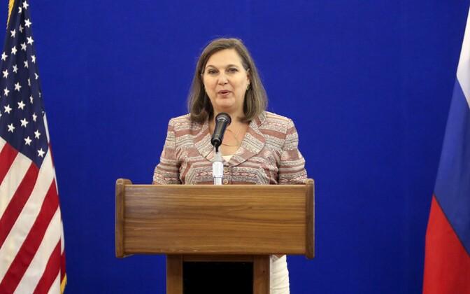 USA asevälisminister Victoria Nuland.