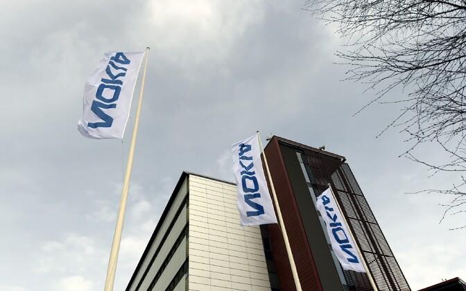 Nokia peakontor Espoos.