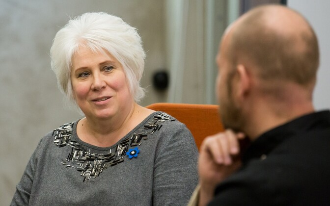 Minister of Foreign Affairs Marina Kaljurand is the most popular potential candidate with the Estonian people.