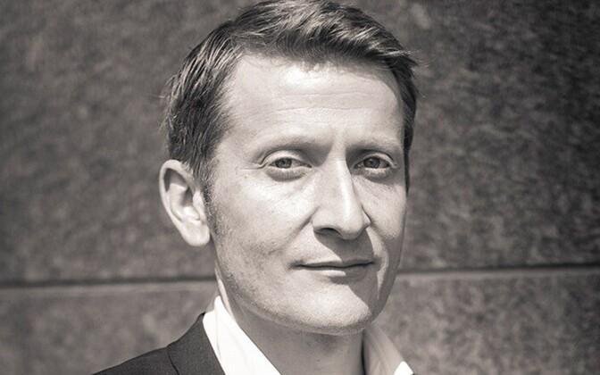 Sümpoosioni avakõneleja Marco Steinberg