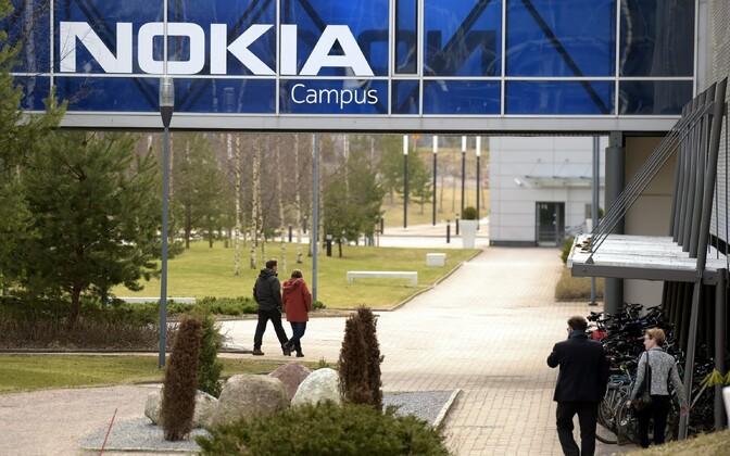 Nokia kontor Espoos.