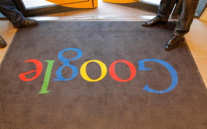Sissekäik Google'i Pariisi peakontorisse.