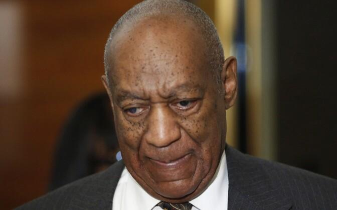 Bill Cosby 24. mail Montgomery maakonna kohtusaalis.