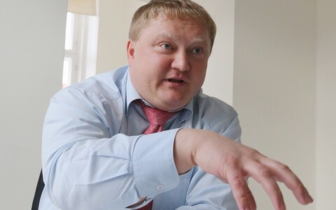 Tartu ex-deputy mayor Kajar Lember.