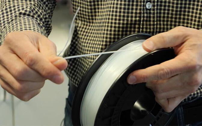 Negavatt 2016 konkursi võitis Tartu ülikooli tiim, kes plaanib plastjäätmetest 3D printeritele sobilikku niiti valmistada
