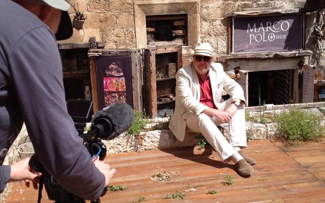 Reisisari Reisile minuga 10: Dubrovnik ja Lopudi saar. Saatejuht Marek Reinaas