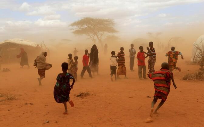 Põgenikud Dadaabis