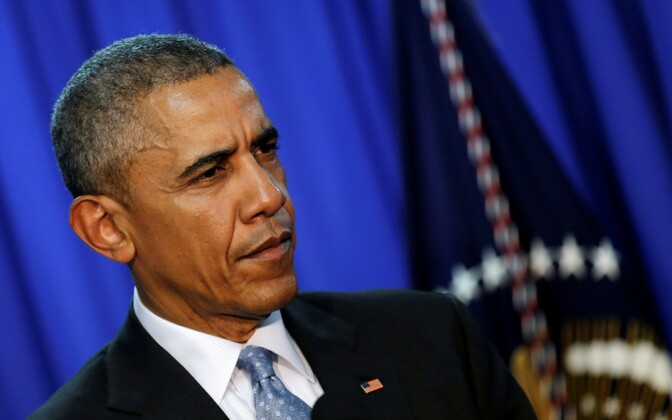 USA president Barack Obama.