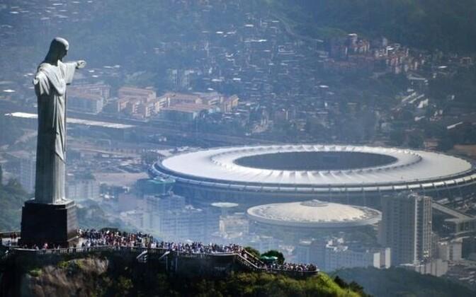 Rio olümpiamängude peaareen