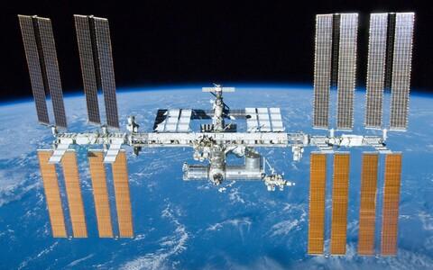 Rahvusvaheline Kosmosejaam (ISS).