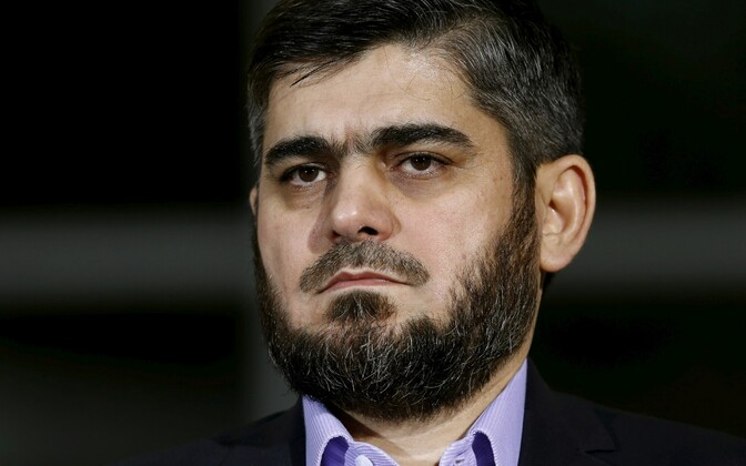 Ametist lahkunud Süüria opositsiooni pealäbirääkija Mohammad Alloush