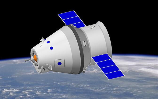 Plaanitav kosmoseaparaat Federatsija, varem kandnud ka nime PPTS (Perspektivnaja Pilotirujemaja Transportnaja Sistema).