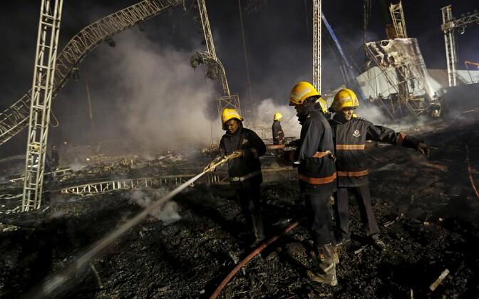 India tuletõrjujad.