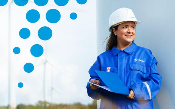 Elering — независимый и самостоятельный администратор объединенной системы газо- и электроснабжения-