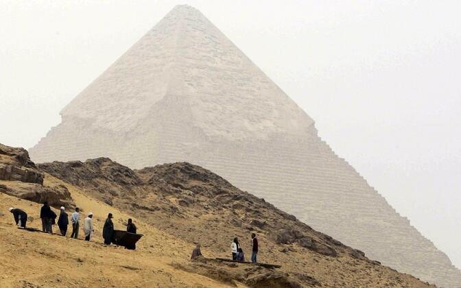 Orjandusel on Egiptuses pikk ajalugu.