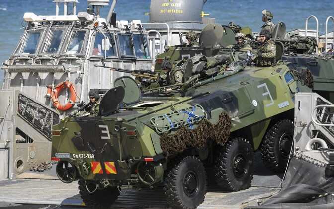 NATO õppus Baltops.