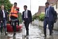 Prantsusmaa peaminister Manuel Valls külastab Pariisis ja selle lähistel üleujutatud piirkondi.