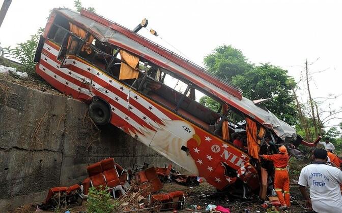 Bussiõnnetus