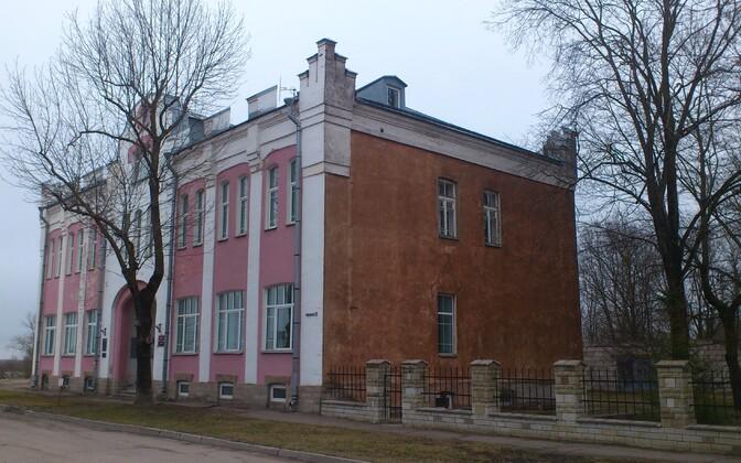 Hoone aadressil Vabaduse 20, Narva.