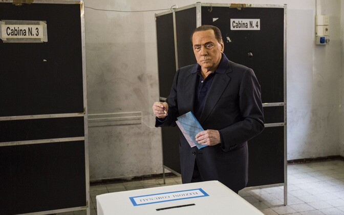 Berlusconi 5. juunil Roomas valimas.