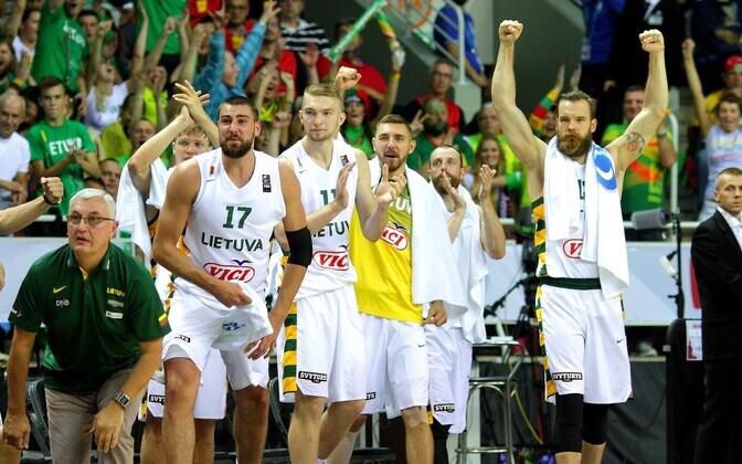 Leedu korvpallikoondis