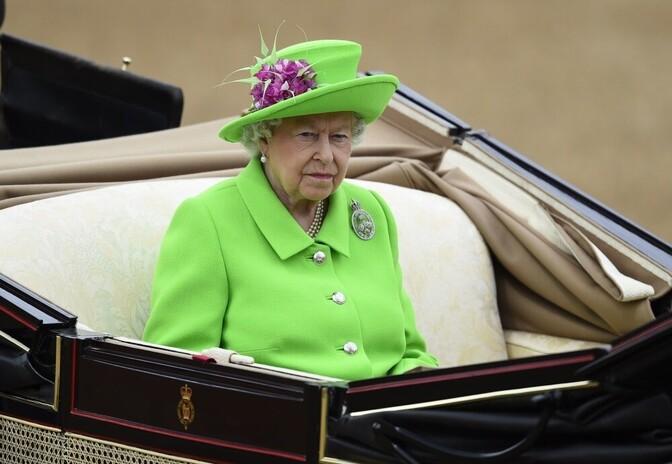 Поздравление от королевы елизаветы 43