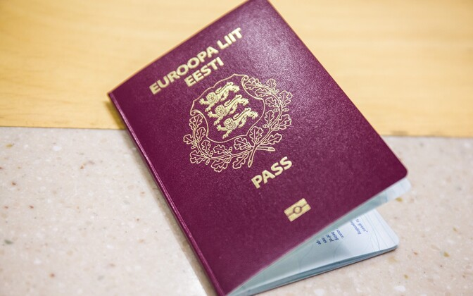 Current Estonian laws do not technically allow for dual citizenship, unless an individual has the right to both by birth.