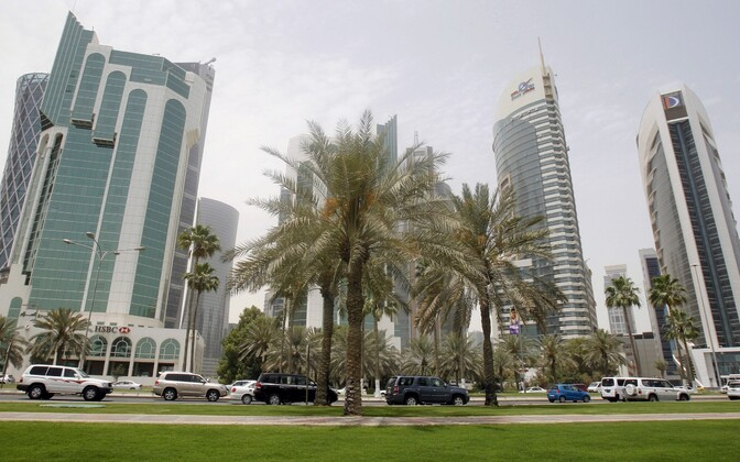 Katari pealinn Doha.