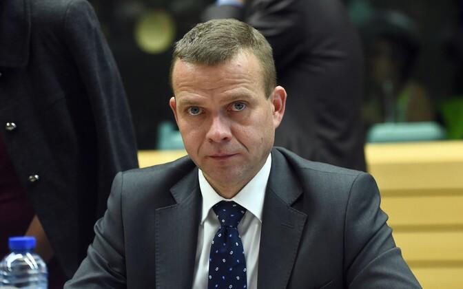 Koonderakonna juht Petteri Orpo.