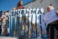 Tallinnas avaldati meelt loomatsirkuste vastu.