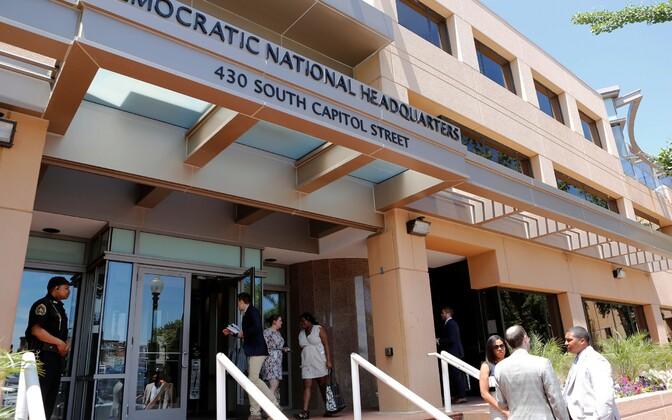 Demokraatide rahvuskomitee peakorter.