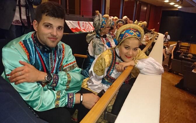 Soome-ugri rahvaste maailmakongress.