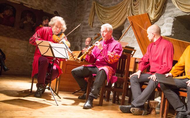 Ансамблю Hortus Musicus уже 45.