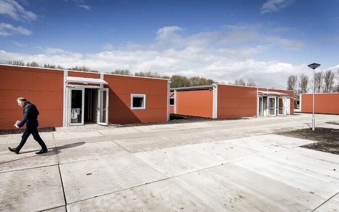 Uus varjupaigataotlejate majutuskeskus Hollandis