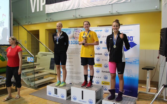 eded7f9633a Alina Kendzior parandas 100 meetri seliliujumise Eesti rekordit (0)