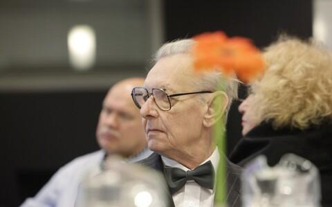 Enn Vetemaa tähistas 80. sünnipäeva  (Foto, 2011)