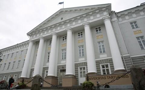 Tartu ülikool.