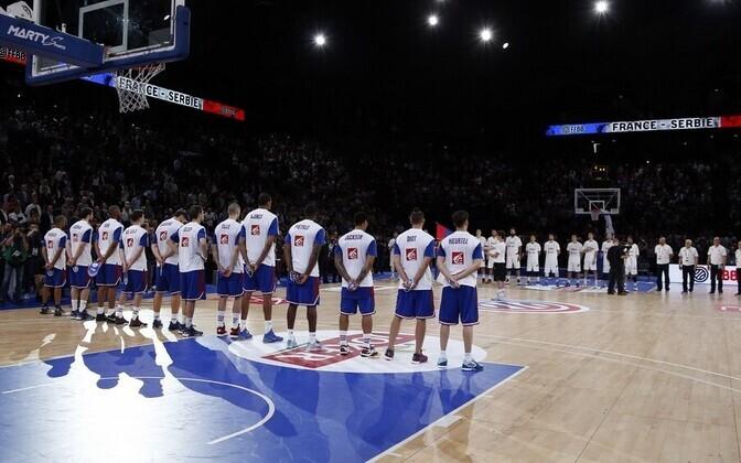 Prantsusmaa - Serbia