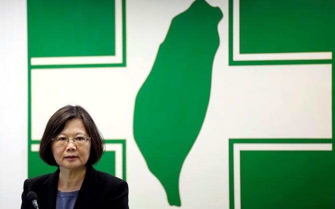 Taiwani president Tsai Ing-wen