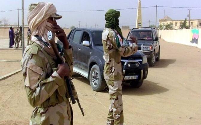 Julgeolekuallikad kinnitasid kokkupõrke toimumist