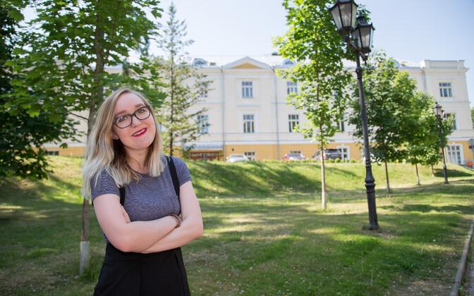 Tartu ülikooli rahvusvaheline tudeng Alina Clay sai tihedas konkurentsis maineka USA stipendiumi.